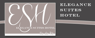 elegance suites hotel ile de re